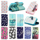 Cute Leather Flip Stand Pouch Wallet Handbag Soft Case Cover For iPhone 4G 4S