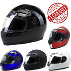 Viper 3GO E35 Full Face Scooter Motorcycle Helmet Motorbike Crash Bike ACU Gold