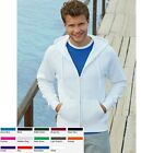 1a Fruit of the loom Kapuzenjacke Herren Sweat Jacke Sweatjacke Light Hoodie