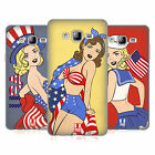 HEAD CASE DESIGNS AMERICA'S SWEETHEART SOFT GEL HÜLLE FÜR SAMSUNG GALAXY ON7