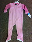 New NFL San Diego Chargers kids footed pajamas 12m-24m NWT Girls Two-Tone Pink $12.79 USD on eBay