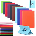 """360 Rotating PU Leather Folio Stand Cover Case Protector for Apple iPad Pro 9.7"""""""