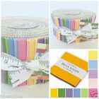 MODA Bella solids  layer cakes & charm packs 100% cotton pastel shades