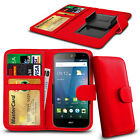 Clip On PU Leather Flip Wallet Book Case Cover For Lenovo A7000 Turbo