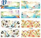 Blueness 1 Sheet Nails Decal Transfer Water Sticker Multi-Color Decor 236-239