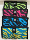 $24 NEW DC BIFOLD JUNIORS WOODLAND THIN velcro closure WALLET PINK or BLUE