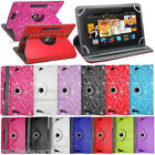UNIVERSAL 360 ROTATING CASE COVER FITS SAMSUNG GALAXY TAB 4 -7.0 M-T230 SM-T231