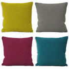 Riva Home Crosby Knitted 45x45cm Square Cushion Cover