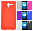 For Kyocera Hydro Reach C6743 TPU Frosted CANDY Gel Flexi Skin Phone Case Cover