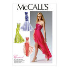 NEW | McCall's Create It! Sewing Pattern | M6838 | Misses' Dress | FREE SHIPPING