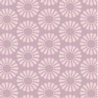 LAKE HOUSE DAISY PINK BLENDER 100% COTTON QUILT SEWING FABRIC *Free Oz Post