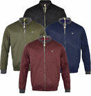 Mens Threadbare Baseball Jacket Fashion Casual