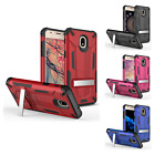For LG Stylo 2 LS775 COMBO Belt Clip Holster Case Phone Kick Stand Cover