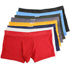Sexy Mens Mesh Fabric Breathable Underwear Boxer Briefs Trunks Underpants Shorts