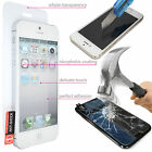 TOUGH HARD STRONG ROBUST BUILDERS PROTECTIVE 9H TEMPERED GLASS SCREEN FILM