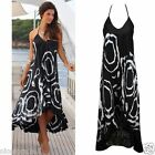 New Sexy Womens Cocktail Evening Party Dress Boho Summer Beach Long Maxi Dresses