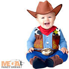Wee Cowboy Baby 0-24 Months Fancy Dress Western Boys Toddler Infant Costume New