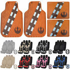 Star Wars Chewbacca Universal Rubber Floor Mats and UAA Seat Covers New $99.95 USD on eBay