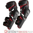 EVS Epic Knee Guards Armour Protection Limb Pads Brace Motocross Adjustable Pair
