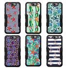 For Hydro View Reach NATURAL TUFF Hybrid Rubber Hard Case Black Black 6Colors
