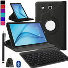 EEEKit Wireless Bluetooth Keyboard Case for Samsung Galaxy Tab E 8.0 T375 T377