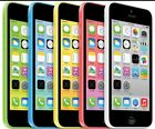 "Apple iPhone 5C-16GB 32GB GSM ""Factory Unlocked"" Smartphone Cell Phone d"