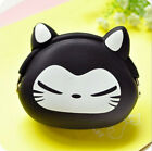 Hot Women Girls Storage Cute Animal Silicone Coin Small Bag Change Wallet Purse
