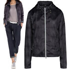 ARMANI JEANS WOMENS OUTWEAR JACKETS ARMANI HOODED BLOUSON