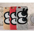 Bling Girly Big Eyes Soft TPU Cover Back Case Skin for  iPhone 6 6s plus 49 N