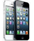 Apple iPhone 5 -16GB 32G 64GB (Factory Unlocked)Smartphone Black, White Phone*
