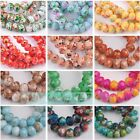 New Colorful 8mm 50pcs Rondelle Faceted Cut Crystal Glass Loose Spacer Beads Lot