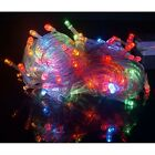 Fairy String Lights Flexible Starry Rope 100 LED Indoor Holiday Decoration 33ft