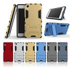 Armor Impact Shockproof Holster Hybrid Hard Case For Sony Xperia X 4G 40