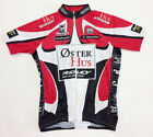 2014 Oster Hus Short Sleeve Cycling Jersey - Made in Italy by Santini