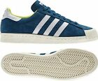 Mens Adidas HalfShell 80s Half Shell Originals Sneakers New, Navy Blue D65873
