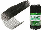 GUTTER GUARD MESH PROTECTION FOR HOUSE GUTTERING-DIY- PROTECT FROM LEAVES/DEBRIS