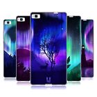 HEAD CASE DESIGNS NORTHERN LIGHTS SOFT GEL CASE FOR HUAWEI PHONES