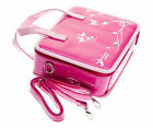 Girls Travel Vinyl PU Handbag Storage Case with Headphones for Leapfrog Epic 7