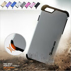 Hybrid Shockproof Rubber Bumper + PC Hard Case Cover For Apple iPhone 6 6S Plus