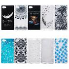 Colorful Painted Pattern TPU Case Cover Back Skin For Sony Xperia Z5 mini STGG