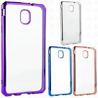 For Samsung Galaxy S7 Active TPU CANDY S-Line Flexi Gel Skin S-Shape Case Cover