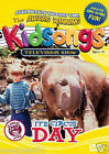 Kidsongs TV Show DVD 1ct Circus Day Paractice Makes Perfect Dancing Now