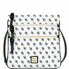 Dooney & Bourke Gretta Large North South Triple Zip