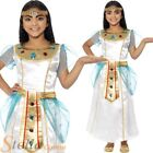 Girls Deluxe Queen Cleopatra Fancy Dress Costume Eyptian Goddess Book Week