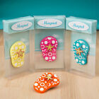 Colorful Flip Flop Magnets Tropical Beach Bridal Shower Wedding Favors