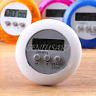 Digital Magnetic LCD Stopwatch Timer Kitchen Racing Alarm Clock Stop Watch Egg