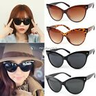 New Women Classic Cat Eye Fashion Shades Frame Sunglasses Eyewear Retro Style