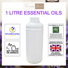 1 Litre Essential Oil (1000ml) - 54 different types to choose from!