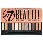 W7 Make up - 12 Eye Shadow Palette Tin - Beat It