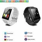 Bluetooth Wrist Smart Watch Phone Mate Sync Call Message for Samsung S6 Edge S6